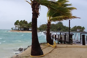 Fiji is reeling after being battered by Cyclone Evan. Photo / Jenelle Raffe/Facebook