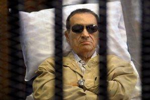 Hosni Mubarak. Photo / AP