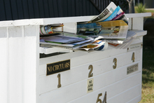 Books ordered from an online retailer should be in letterboxes before Christmas. Photo / File photo