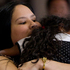 Megan Valu, 21, hugs sister Tatum, 6, as she arrives home from Australia to spend a month with family.  Photo / NZ Herald