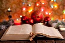Joy and peace are the real gifts of Christmas, not expensive presents. Photo / Thinkstock