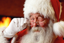 Santa Claus will be joining us to answer your questions.Photo / Thinkstock