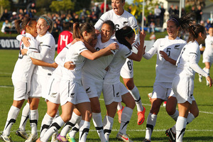 The Football Ferns will benefit from a $1.6 million cash injection over the next two years. Photo / Getty Images.