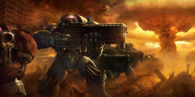 Image/Starcraft II © Blizzard Entertainment, Inc
