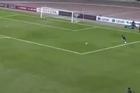 El Jaish SC could be on the hunt for a new goalkeeper in the January sales after their current stopper Evanildo produced this horrific free-kick. Video / Youtube: Kistengang2
