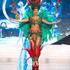 Miss Bolivia.Photo / AFP