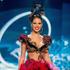 Miss Spain.Photo / AFP