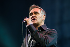 It wouldn't be a Morrissey show without a dose of melodrama and political posturing, says Battersby. Photo / File