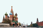 St Basil's Cathedral is a uniquely Russian architectural creation that looks more like a Disney wizard house than a house of God. Photo / Thinkstock