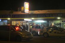 The Turf Bar in James St, Whakatane. Photo / Daily Post