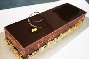 The cakes at Vaniye are detailed, beautiful and beyond delicious.