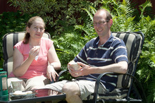 David Bain became engaged to Christchurch woman Liz Davies after his acquittal in 2009. Photo / APN