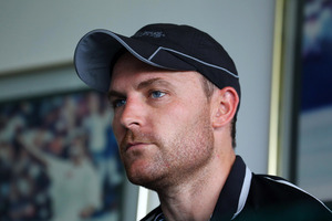 I've hoped that in making McCullum captain, we will see a more responsible and consistent cricketer. Photo / Getty Images