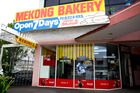 Henderson's Mekong Hot Bread Shop had to close for a day and a half after a severe cockroach infestation was found in July. Picture / Dean Purcell