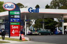A Gull station in Otara posted the lowest-equal price at 197.9c a litre. Photo / Sarah Ivey