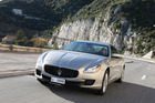 Nice makes the perfect backdrop for Maserati's sixth-generation luxury muscle car. Photo / Supplied
