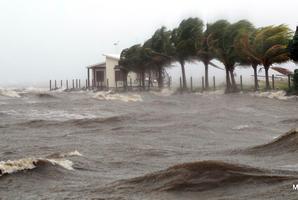Cyclone Evan wrecked havoc. Photo / Minha Cao