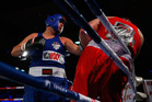 Jesse Ryder (left) comfortably defeated Mark Watson in a charity bout in July. Photo / Getty Images
