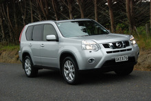 Nissan X-Trail. Photo / Supplied