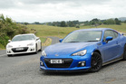 Despite following its Toyota 86 sibling onto the market, the BRZ has an exclusive edge: there'll be no more than 40 sold next year. Photo / Jacqui Madelin