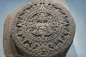 The Mayan calendar runs out about December 21. Photo / Supplied