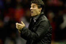 Michael Laudrup. Photo / AP 