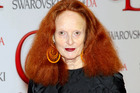 Grace Coddington hopes John Galliano will return to the fashion industry.Photo / File