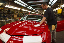 GM says government ownership has kept customers away. Photo / AP