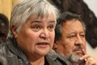 Maori Party co-leaders Tariana Turia and Pita Sharples are at odds over a leadership handover. Photo / Mark Mitchell