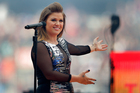 American singer Kelly Clarkson is engaged. Photo / Brett Phibbs