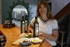 Anne Stinimiroff of Rangihoua olive estate on Waiheke Island. Photo / File