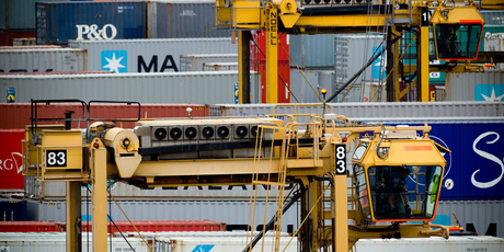 Ensure support for your exported goods at their destination. Photo / NZ Herald