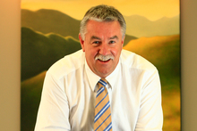 Alan Clarke says Abano's accelerated dental buying plan is delivering results. Photo / Martin Sykes
