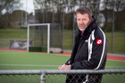 Black Sticks coach Colin Batch.  Photo / Natalie Slade