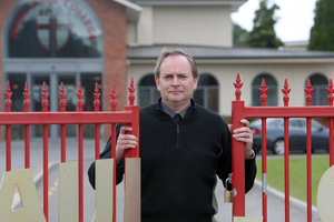 John Paul College Principal Patrick Walsh says Novopay is asking the school to recover the money. Photo / APN