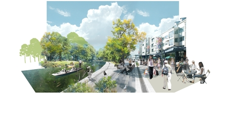 Christchurch recovery plans - Avon River. Photo / supplied