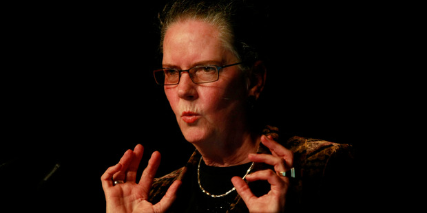 Privacy Commissioner Marie Shroff treated an ACC email accident much too seriously. Photo / Kenny Rodger