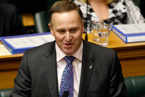Prime Minister John Key is in line for a pay increase. Photo /  Mark Mitchell