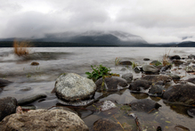 Lake Te Anau. Photo / Sarah Ivey