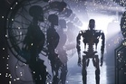 In 'The Terminator' movies artificially intelligent machines try to exterminate the human race.