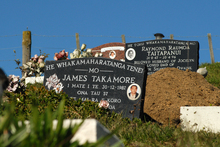 James Takamore was laid to rest in Bay of Plenty following his death in 2007, but his partner has been fighting to have him reburied in Christchurch. Photo / File