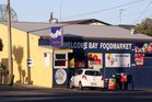 A teen has admitted to an armed robbery at the Welcome Bay Foodmarket. Photo / Bay Of Plenty Times