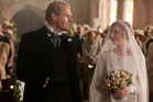 Downton Abbey has the telly non-wedding of the year. Photo / Supplied