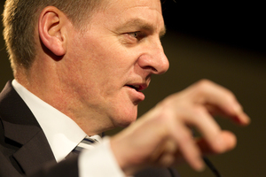 Finance Minister Bill English says it is essential for the Government to bend the curve of its debt down again. Photo / Greg Bowker