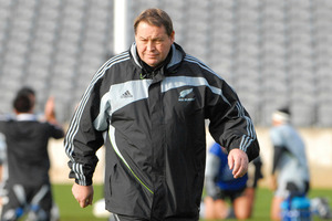 Hansen's claim ignores the absence of top assistant coaching candidates. Photo / File