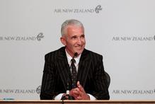 Air New Zealand chief executive Rob Fyfe. Photo / Richard Robinson