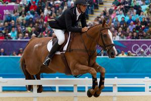 Team gold in Rio is EQNZ's top priority, Ellis said. Photo / Brett Phibbs