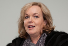 Asking for further opinions until she gets one she likes cannot resolve Judith Collins' dilemma for her. Photo / NZPA