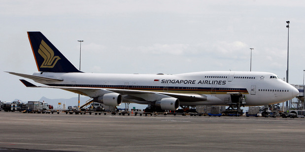 SIA Cargo admitted liability for agreeing to fuel and security surcharges in Indonesia and Malaysia for cargo flown to NZ over a four-year period. Photo / NZPA