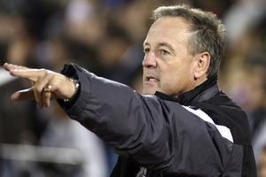 Kangaroos coach Tim Sheens. Photo / NZPA